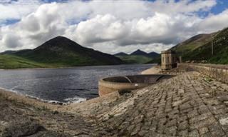 נופיה המרהיבים של צפון אירלנד מתגלים בסרטון הבא