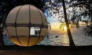 אוהלים בעיצובים מיוחדים