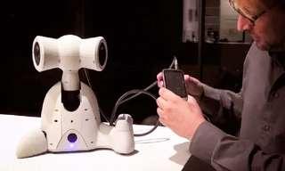 האם אפשר להכניס נשמה ברובוטים?