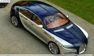 בוגאטי גאליבייר - תכינו 2 מיליון דולר לרכב הזה!