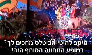 צפו במופע סוחף עם חידושים ללהיטים של הלהקה הגדולה בעולם!