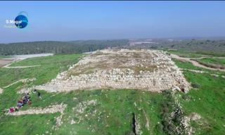 סיפורה ההיסטורי והמרתק של תל לכיש, העיר החשובה בעולם העתיק