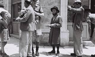17 תמונות נדירות מארץ ישראל של לפני קום המדינה