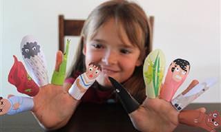 8 פעילויות יצירה מהנות לילדים בהשראת חג הפסח