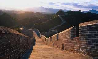 החומה הסינית - פלא טבע מעשה ידי אדם!