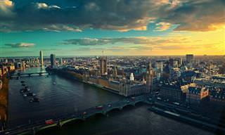 11 סרטונים מאתריה הגדולים והשווים ביותר של לונדון