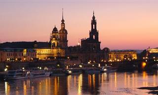 מסלול לטיול מדהים באורך שבועיים לגרמניה