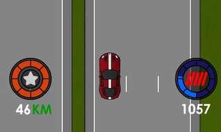 המירוץ הרדיקלי - משחק מכוניות מדליק!