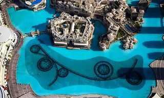 גורדי שחקים - תמונות מדהימות מדובאי!