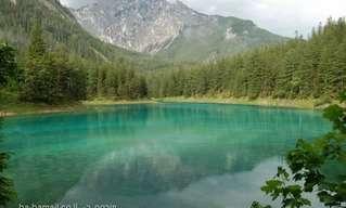 מקום עוצר נשימה באוסטריה - אחו תת מיימי