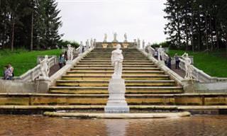 צאו לטיול באתרים היפים והמפורסמים ביותר בסנט פטרסבורג