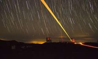 תצפית כוכבים מדהימה בהוואי!