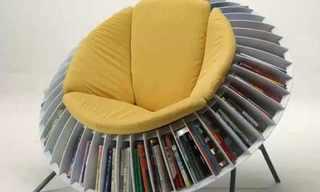 עיצובים מיוחדים לקריאת ספרים
