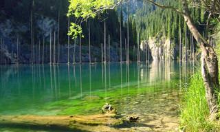 12 מקומות יפהפיים שכדאי לכם לראות בקזחסטן