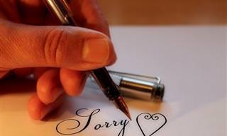 """""""נראה שסליחה היא המילה הכי קשה""""  - מצגת שיר מרגשת"""