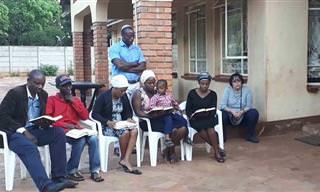 תיעוד ראשוני של שבט היהודים בזימבבואה