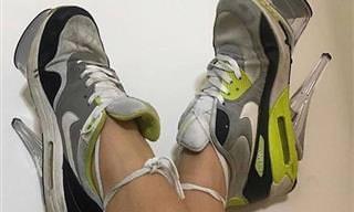 13 נעלי עקב מגוחכות שמוכיחות שעיצוב זה לא בשביל כולם