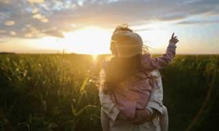 מחקר עדכני על תועלות השיחה עם ילדים קטנים