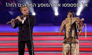 """צפו בגרסה מלאת קסם לשיר האהוב """"הללויה"""" של לאונרד כהן"""