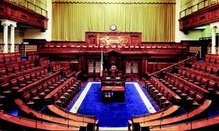 25 בתי פרלמנט מרהיבים מרחבי העולם