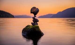 אומנות העמדת האבנים העתיקה קמה לתחייה