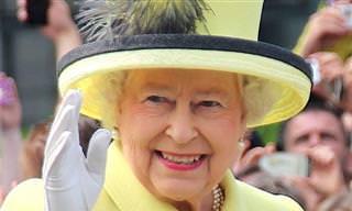 6 טיפים לתזונה ממלכת אנגליה - אליזבת השנייה