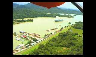 תעלת פנמה - פלא שמחבר בין שני אוקיינוסים