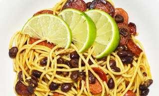 6 מנות ספגטי מקוריות ופשוטות