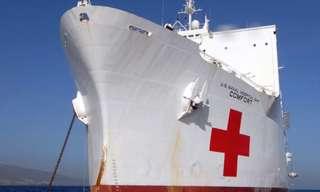 ספינת בית החולים האמריקנית מרסי