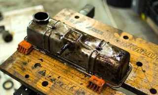 ככה משפצים מנוע - סרטון מעניין!