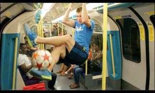 פעלולי איזון כדורגל מרשימים