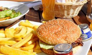 10 שילובי מזונות שמזיקים לגופכם