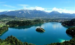 14 אתרים מומלצים לביקור בסלובניה