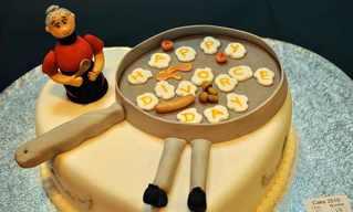 עוגות גירושין - לסוף הזה יש טעם מתוק!