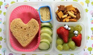 המאכלים שמומלץ לארוז לארוחת בית הספר של ילדיכם, על פי תזונאים מומחים