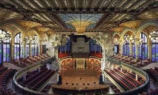 20 בתי אופרה מרחבי העולם