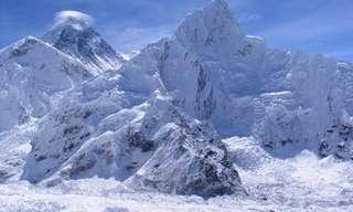 הפסגות הגבוהות ביותר בעולם