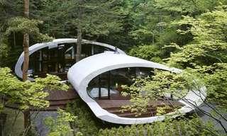 בית הקונכייה - שיא העיצוב והטכנולוגיה
