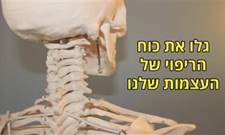 הסרטון הזה יסביר לכם על כוח הריפוי הגדול של עצמותינו