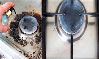 8 טיפים לניקוי הבית שנבדקו ונמצאו כיעילים במיוחד