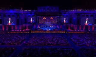 ביצוע מרשים במיוחד של אנרה ריו ליצירה כיבוש גן עדן