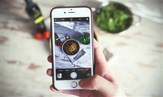 7 טיפים וכללים מנצחים לצילום אוכל בסמארפון שיניבו לכם תמונות מרהיבות