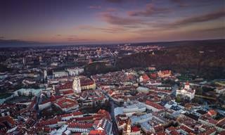 17 תמונות אוויריות מדהימות של ליטא