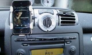 מדריך להכנת מחזיק טלפון לרכב