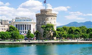 9 המקומות המומלצים ביותר לביקור בסלוניקי, יוון