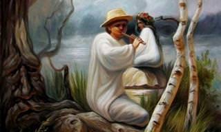 סדרת ציורים מדהימים של אשליות אופטיות