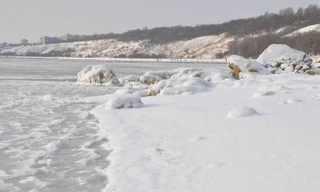 תמונות מדהימות מהחורף האירופי!