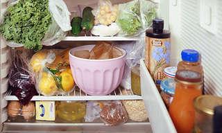 המאכלים שלא כדאי לשמור במקרר