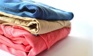 5 דרכים להכין מרככי כביסה ביתיים