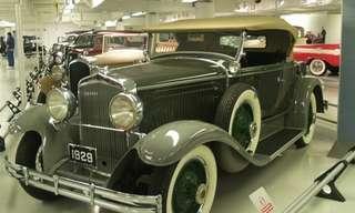 רכבי האספנות המדהימים של מוזיאון וולטר קרייזלר